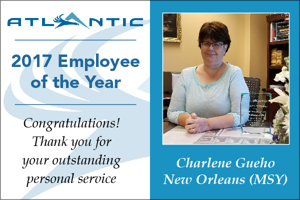 2017 Employee of the Year