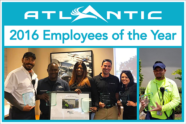 2016 Employees of the Year