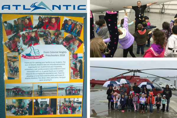 2018-05 Atlantic Cares SCK Preschool Tour