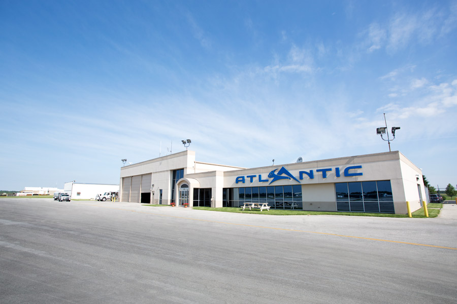 atlantic aviation south bend in sbn