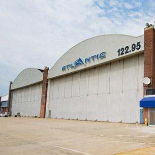 Atlantic Aviation  Stratford  CT  BDR