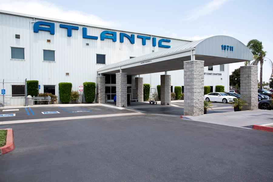 Atlantic Aviation Santa Ana Ca Sna